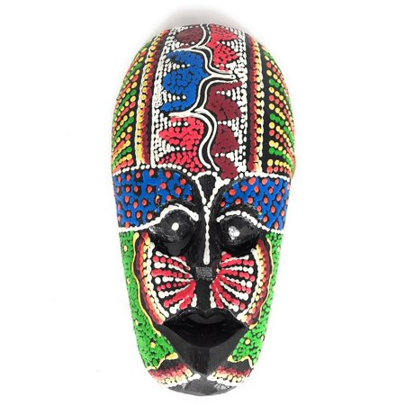 Tribal Tiki Mask 8