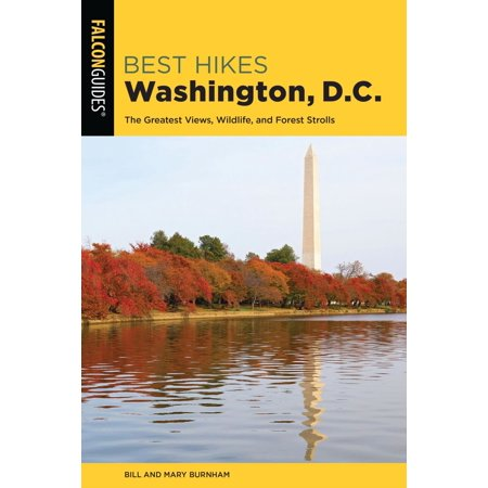 Best Hikes Washington, D.C. - eBook (40 Best Dishes In Dc)