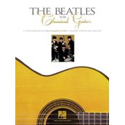 The Beatles for Classical Guitar (Paperback)