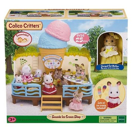 Calico Critters Seaside Ice Cream (Calico Cream)