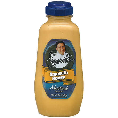 Emeril's Smooth Honey Mustard, 12 Oz