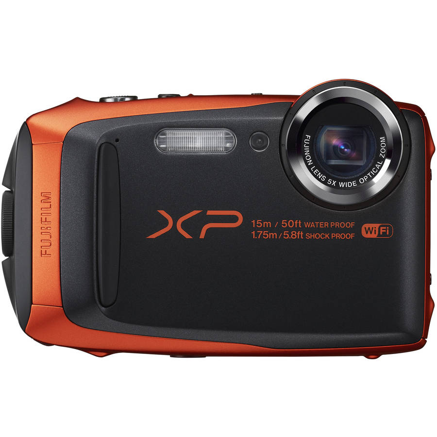 Fujifilm FinePix XP90 Digital Camera with 16.4 Megapixels and 5x Optical Zoom