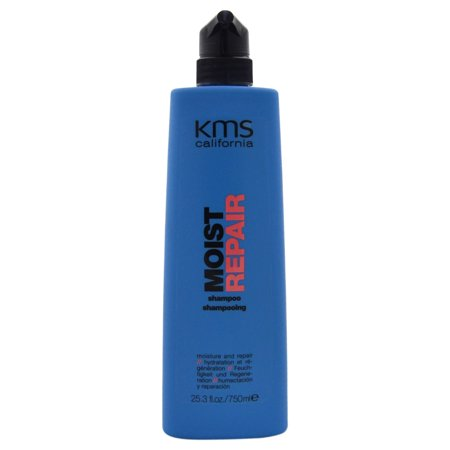 Moisture Repair Shampoo by KMS for Unisex - 25.3 oz Shampoo
