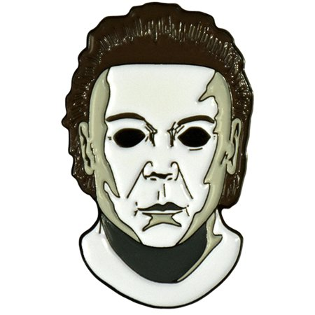 Halloween 8 Resurrection Michael Myers Mask Enamel - Halloween 8 Resurrection Part 1