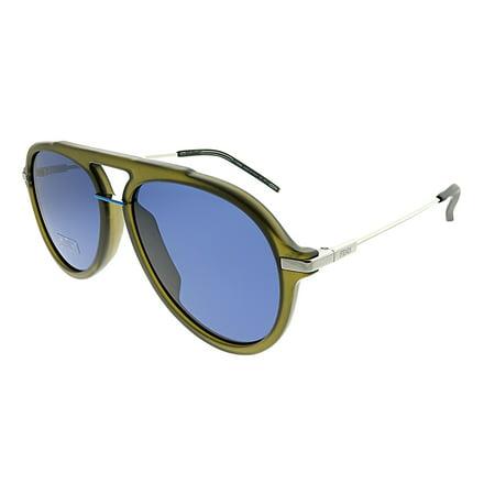 Fendi Fendi Fantastic FF M0011/S 1ED Unisex Aviator Sunglasses