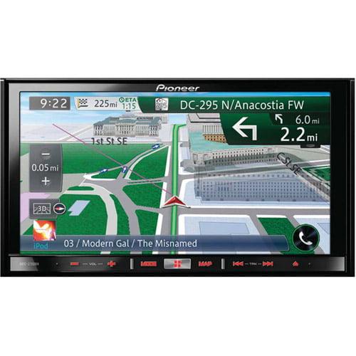 AVIC-Z150BH Automobile Audio/Video GPS Navigation System