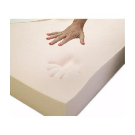 Sealy 3 Inch Memory Foam Mattress Topper Full 3 Inch Memory Foam