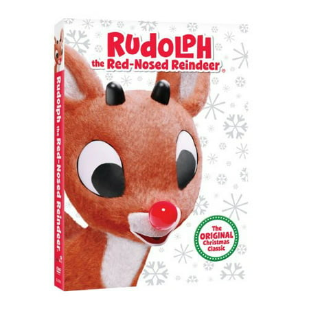 Rudolph, The Red-Nosed Reindeer (DVD)