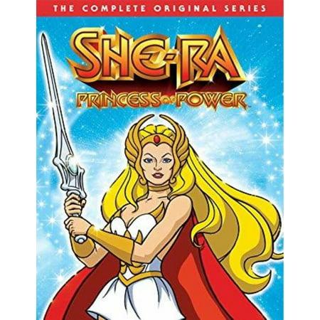 She-Ra: Princess of Power The Complete Original Series (DVD) ()