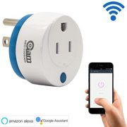 NEO WiFi Mini Smart Plug No Hub Required Works with Amazon Alexa Reduces Electric Bill