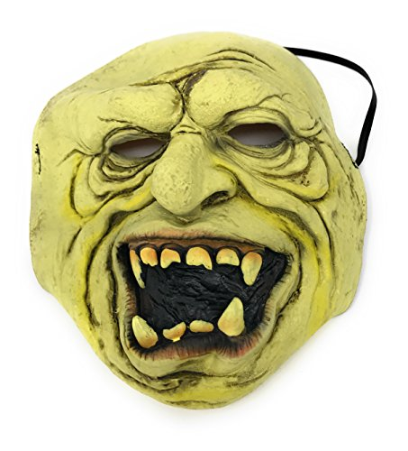 Scary Halloween Monster Zombie Latex Mask