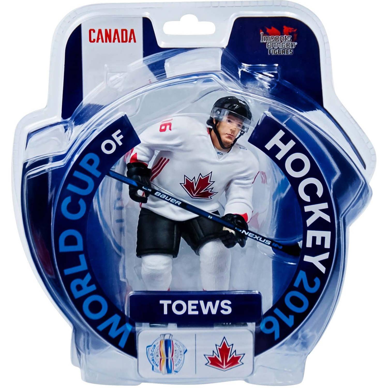 "Imports Dragon Figures ID808H 2016 World Cup of Hockey Team Canada Jonathan Toews Figure, 6"""