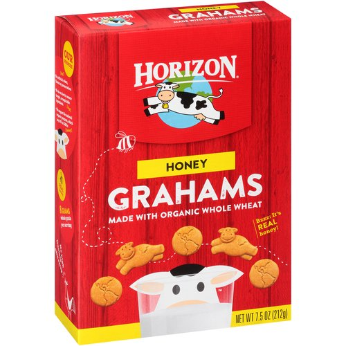 Horizon Grahams, Snack, Honey