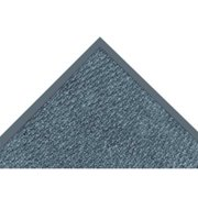 NOTRAX 136S0036BU Entry Mat, Nibbed, Blue, 3 ft.x6 Ft