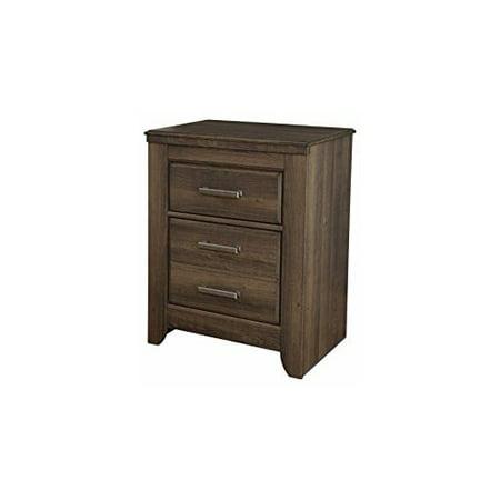 Ashley Furniture Signature Design Juararo Nightstand 2 Drawer