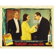 """The Raven - movie POSTER (Style D) (11"""" x 14"""") (1935)"""