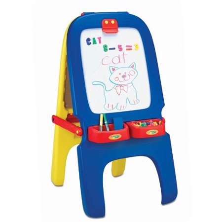 Crayola 3-in-1 Magnetic/Dry Erase and Chalkboard Work Easel