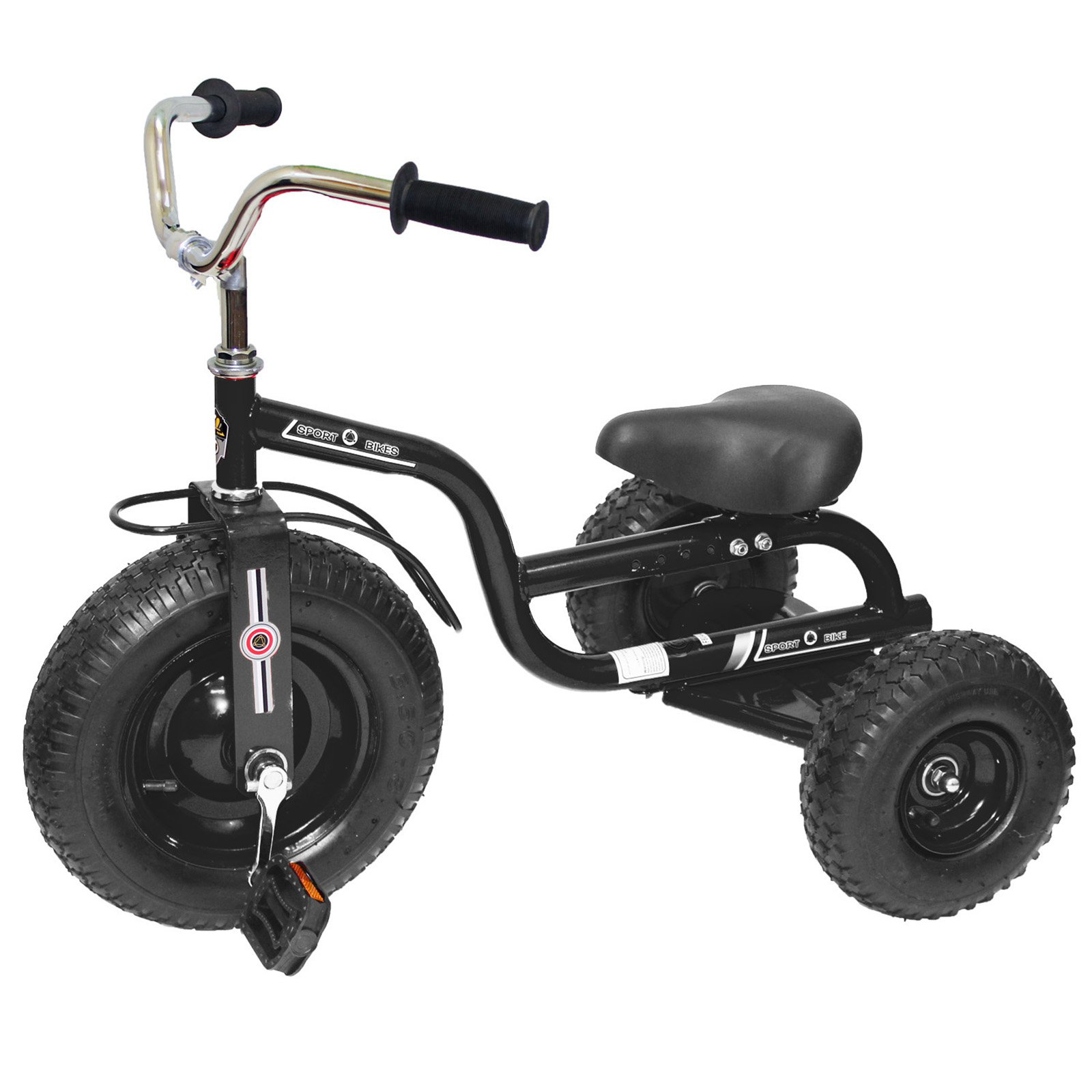 Deluxe Tricycle, Black