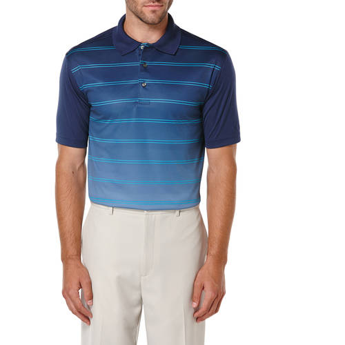 Ben hogan big men s golf performance front panel print short sleeve