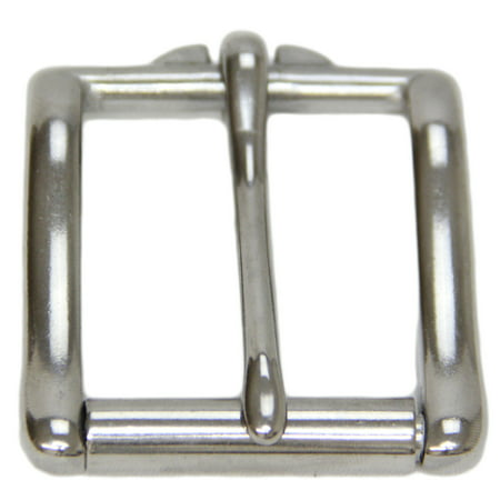 Replacement Belt Buckle Roller For 1 1/2 Inch Width Stainless Steel Nickel Free