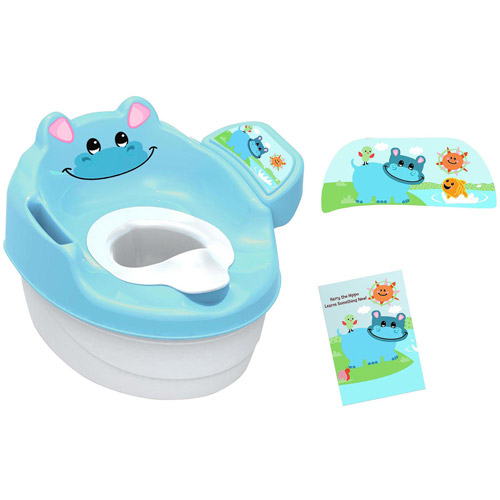 Summer Infant Storytime Potty, Hippo