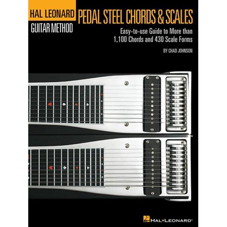 Pedal Steel Guitar Chords & Scales Hal Leonard Master Scale