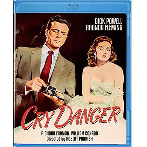 Cry Danger (1951) (Blu-ray) (Full Frame)