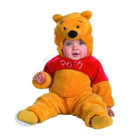 Deluxe 2-Sided Plush Jumpsuit Costume (12-18 months), Size: 12-18 months, 2T, 3T-4T By Winnie the Pooh for $<!---->