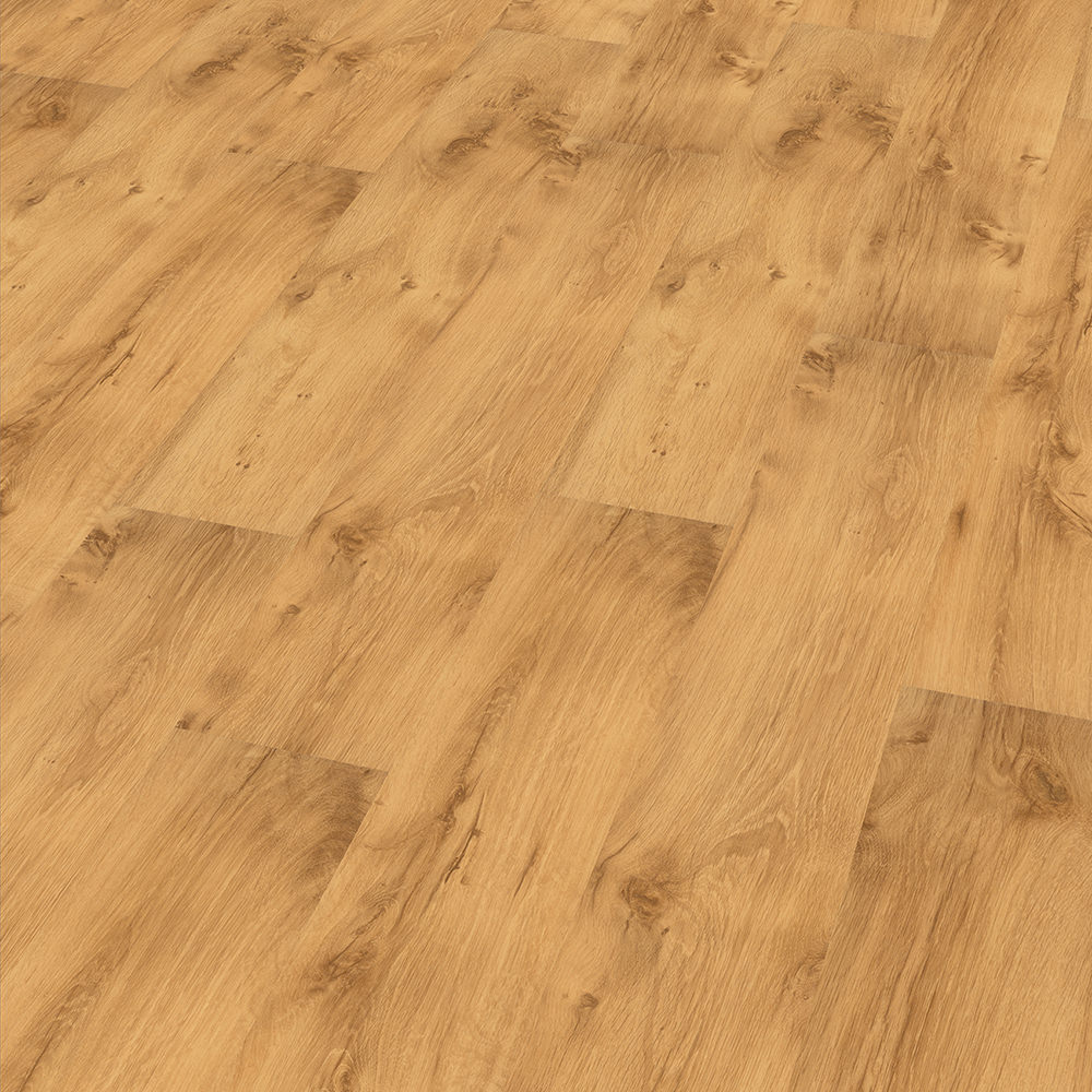 Wellness Floor Flat Edge Color Summer Oak Matte Laminate Wood Floor