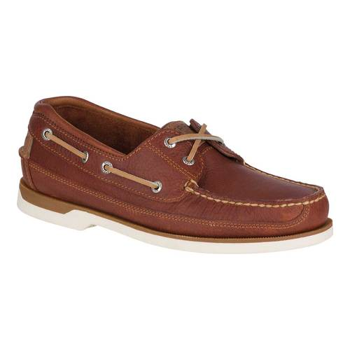 Men's Sperry Top-Sider Mako 2-Eye Canoe Moc