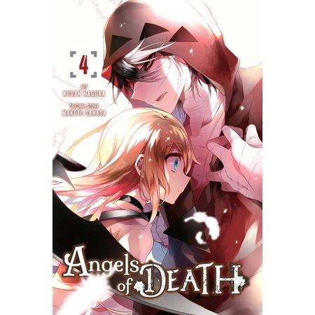 Angel Of Death Spirit Halloween (Angels of Death, Vol. 4)