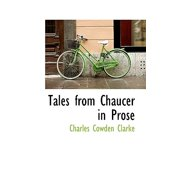 Tales from Chaucer in Prose
