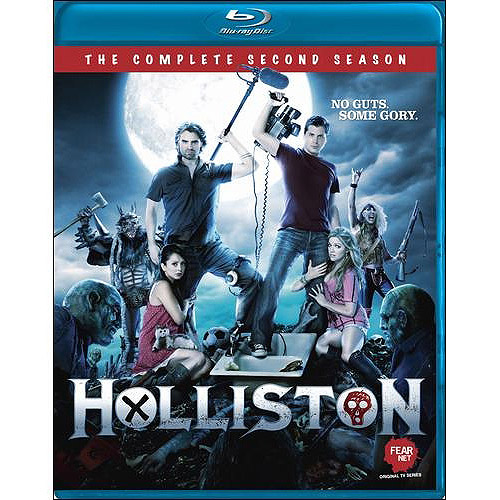 Holliston: The Complete Second Season (Blu-ray) (Widescreen)