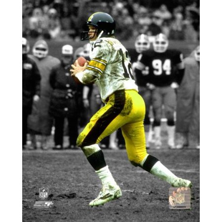 Terry Bradshaw Spotlight Collection Photo Print