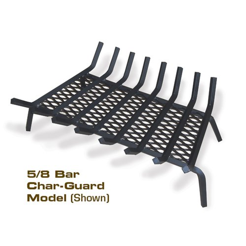 Master Flame Welded Steel Fire Pit Grate