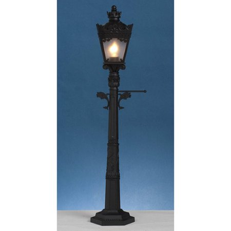 Street Four Light - 1.8 Feet Mini City Street Light