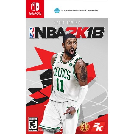 Take-Two NBA 2K18 Early-Tip Off Edition - Sports Game - Nintendo Switch