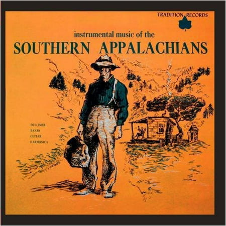 Instrumental Music of the Southern Appalachians - Best Halloween Instrumental Music
