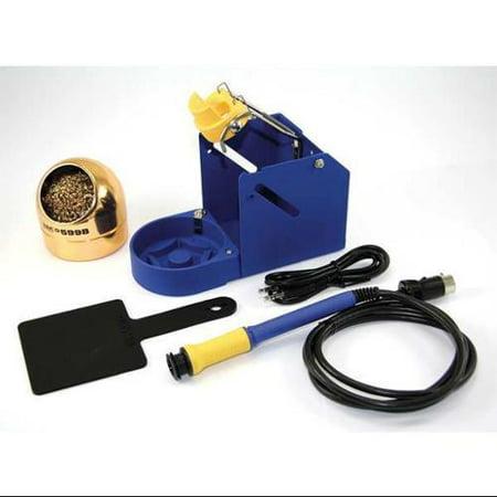 hakko fm2030 02 soldering iron kit blue yellow l. Black Bedroom Furniture Sets. Home Design Ideas