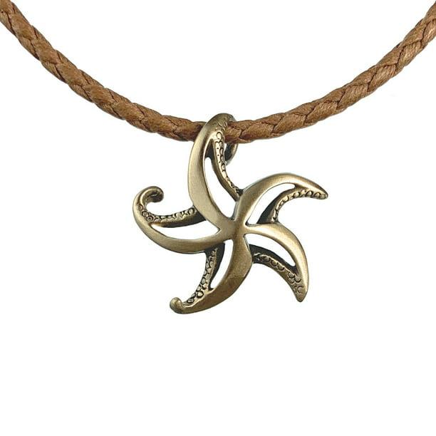 Brand New Blue Retro Camper Chain Necklace