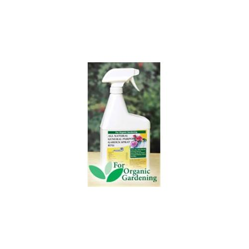 Monterey LG 6138 Monterey Garden Insect Spray-Qt-RTS 32oz - Pack of 12