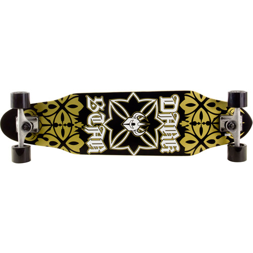 Darkstar Longboard Skateboard, Cross