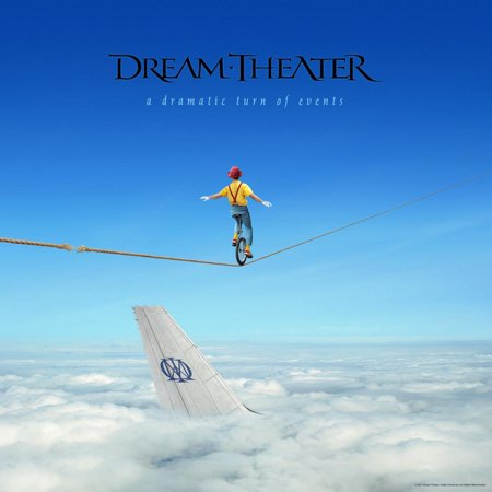 Dream Theater - A Dramatic Turn of Events Poster Wall Art