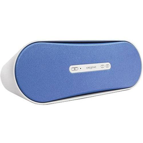 Creative Labs D100 2.0 Speaker System - Blue