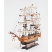 Old Modern Handicrafts USS Constitution Ship