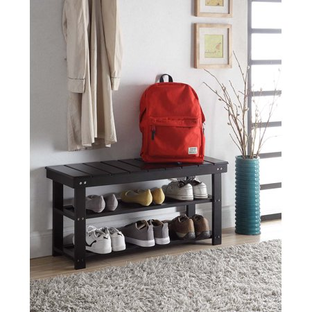 Convenience Concepts Oxford Utility Mudroom Bench, Multiple