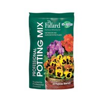 Fafard 6000204 Professional Potting Mix with Resilience, 2.0 CF