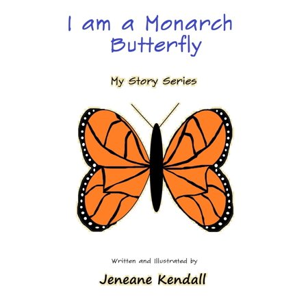 I am a Monarch Butterfly - eBook](Monarch Butterfly Shoes)