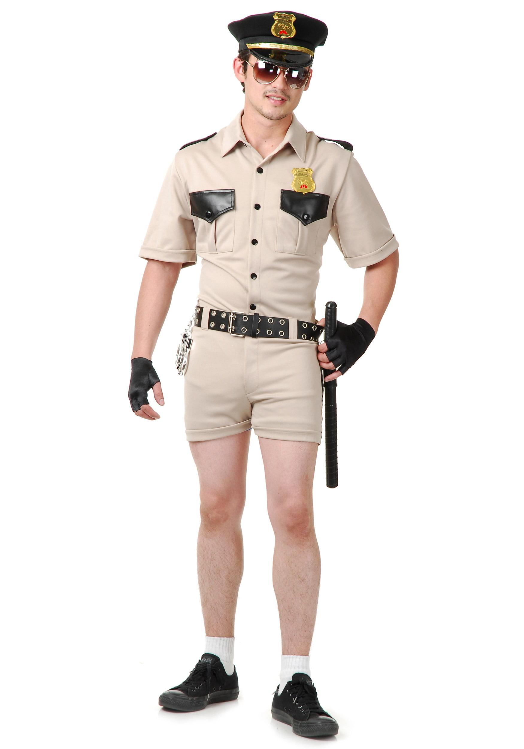 Reno Cop Costume - Walmart.com