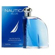 Nautica Blue Cologne, Eau De Toilette Spray For Men, 3.4 Fl Oz